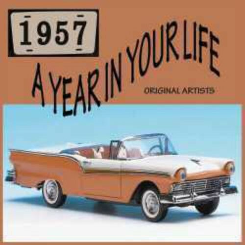 Various Artists - Year in Your Life 1957 [New CD]