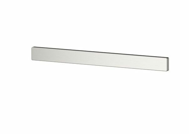 IKEA 40cm Magnetic Knife Rack Stainless Steel Storage Holder Silver GRUNDTAL-NEW