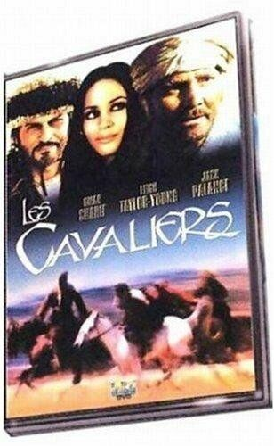 The Horsemen (1971) * Jack Palance, Omar Sharif * Region 2 (UK) DVD * New