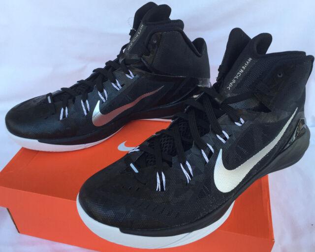 official photos 95987 bb46d ... new Nike Hyperdunk TB 2014 Black 653484-001 Basketball Shoes Womens  13.5 NCAA .