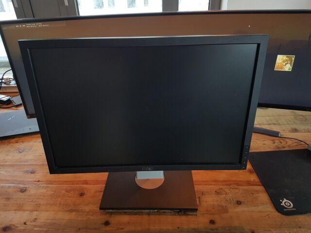 Dell P2210F 56 cm (22 Zoll) 16:10 LCD TFT Monitor - Schwarz + OVP
