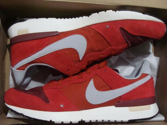 Nike Retro Archive Size 10.5 Red Sneakers New Mens Shoes