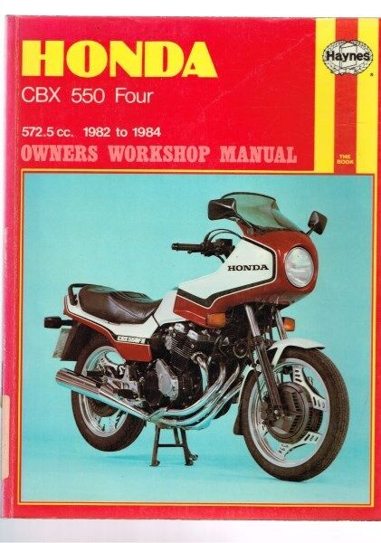 Ebay honda motorcycles user manuals array honda cbx550 four owner u0027s workshop manual by pete shoemark rh ebay com fandeluxe Choice Image