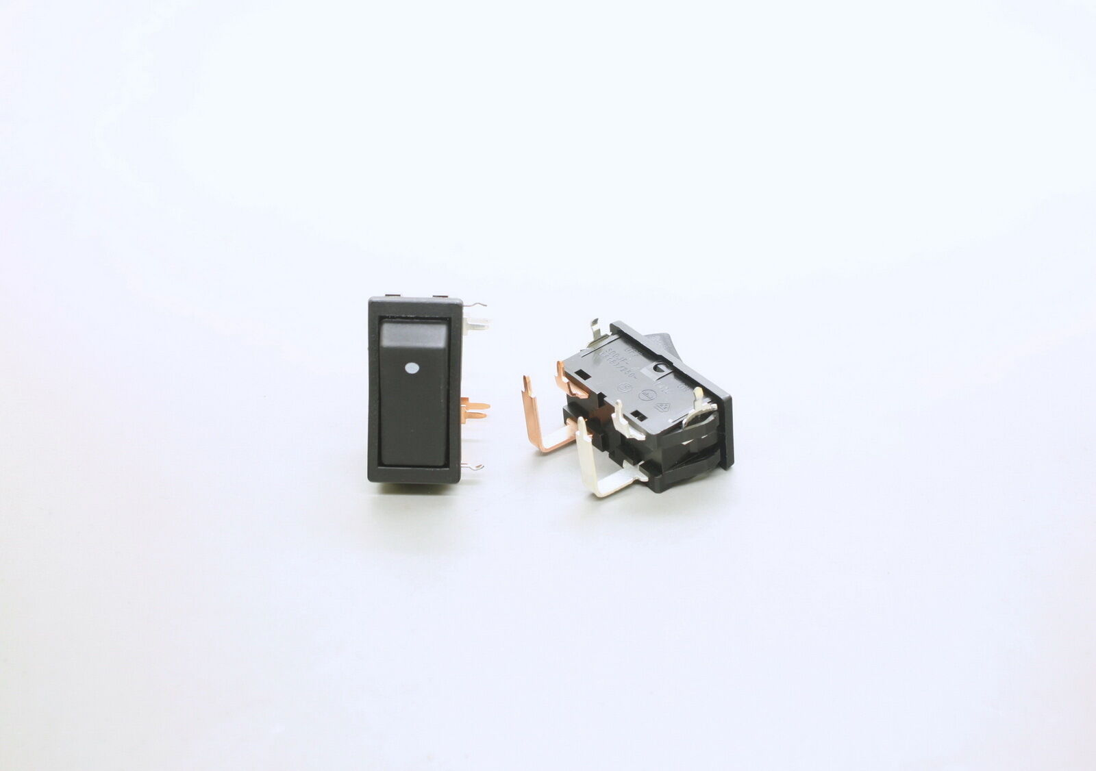 2 X Alps Sddjf Series SDDJF31000 Rocker Switch 16a 250v AC DPST | eBay