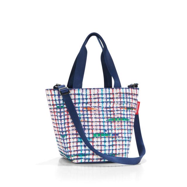 reisenthel shopping shopper XS structure Einkaufstasche Umhängetaschen