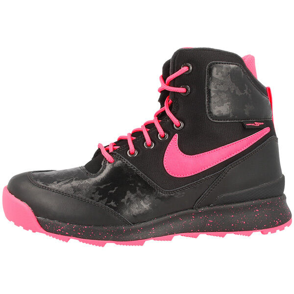 san francisco 9bb45 15474 NIKE ACG STASI GS Stivali di pelle scarpe CLASSIC SNEAKER da ginnastica Mid