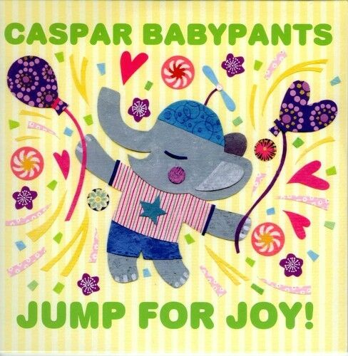 Caspar Babypants - Jump For Joy! [New CD]
