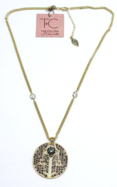 luck bassani aline necklace good