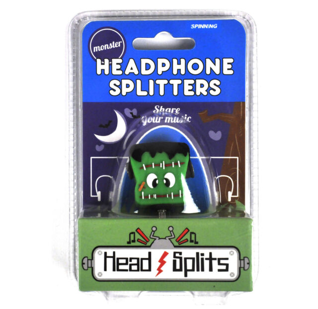 Frankenstein Headphone Splitter