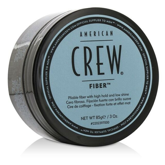 American Crew Men Fiber Pliable Molding Cream 85g Mens Hair Care