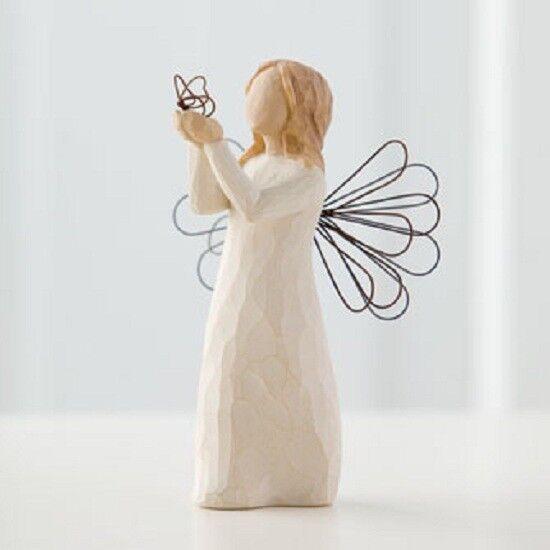 Angel Of Freedom Willow Tree Figurine By Susan Lordi New Demdaco 26219