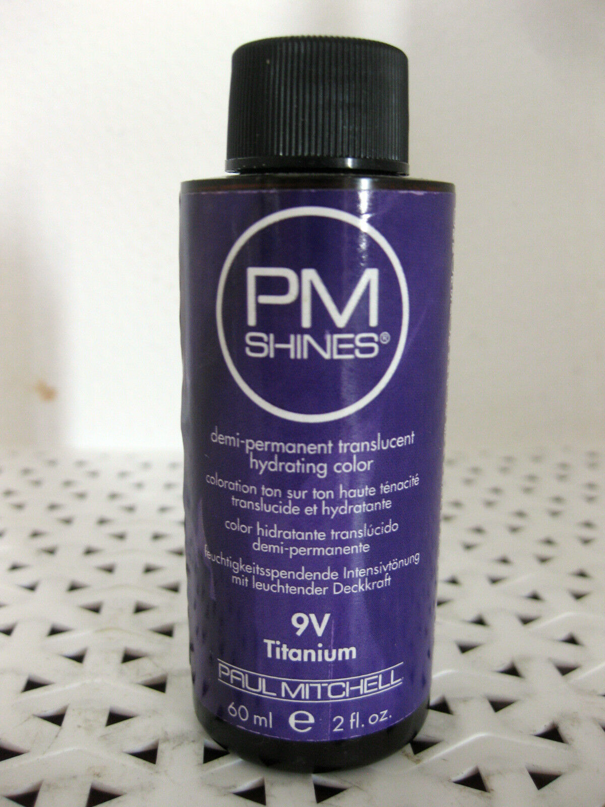 Paul Mitchell Flash Back 10 Minute Hair Color For Men Medium Warm