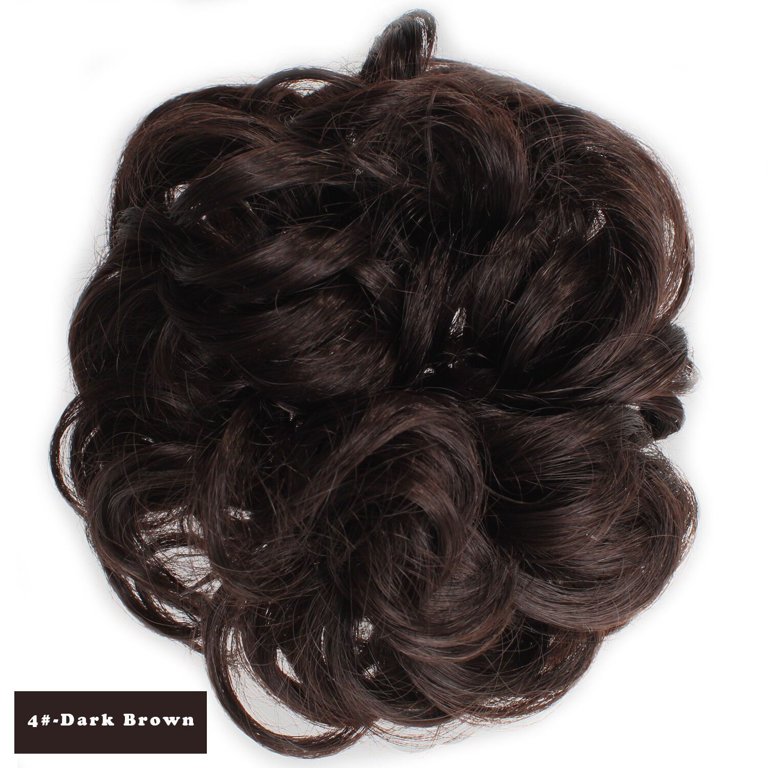 Onedor Ladies Synthetic Wavy Curly Or Messy Dish Hair Bun Extension