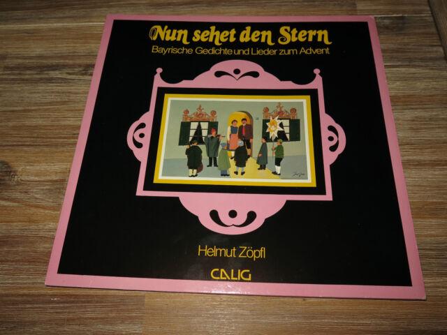 "ri5837:HELMUT ZÖPFL, Nun sehet den Stern, ""rosa"" Edition, 1981."