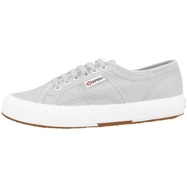 SUPERGA 2750 Cotu Classic Scarpe Grigie s000010x8v Sneaker Casual unisex