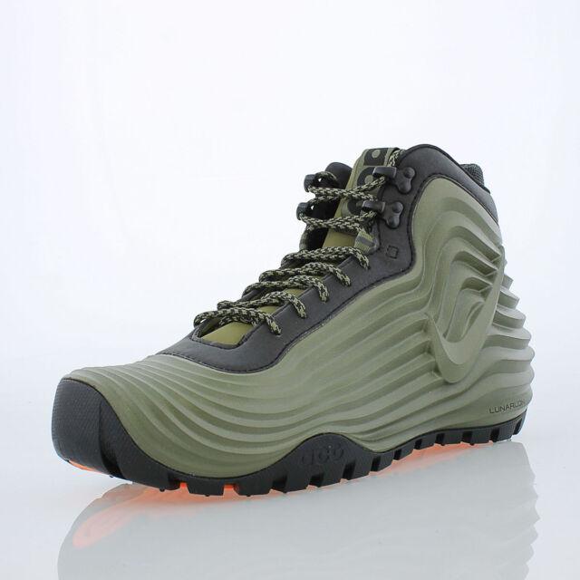 cheap for discount 63a5c 1a3a9 ... Nike Lunardome 1 Sneakerboot Shoe Mens size 7 Medium OliveBlack  654867-200 ...