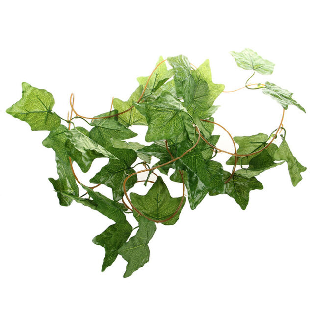 ivy wreath decoration artificial plastic flowers for wedding party