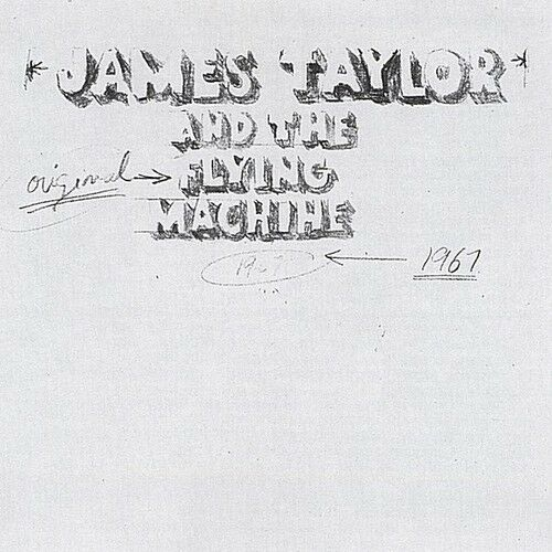 James Taylor - Original Flying Machine 1967 [New CD]
