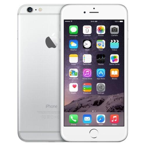 APPLE IPHONE 6 16GB SILVER NUOVO GRADO A+++ SIGILLATO NO FINGERPRINT TOUCH ID
