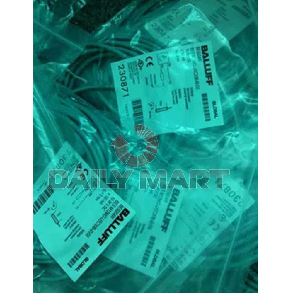 Balluff Bes M12mg-nsc80f-bv02 M12 3 Wire Inductive Proximity Sensor ...