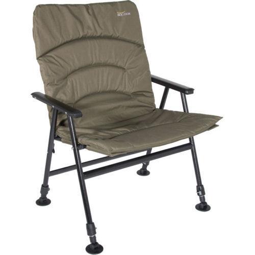Wychwood Solace Comforter Arm Chair Carp Fishing Armchair - Q0227