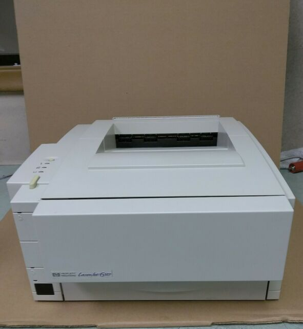 HP LaserJet 6P Printer, is refurbished by a certified HP Tech 90 day warranty