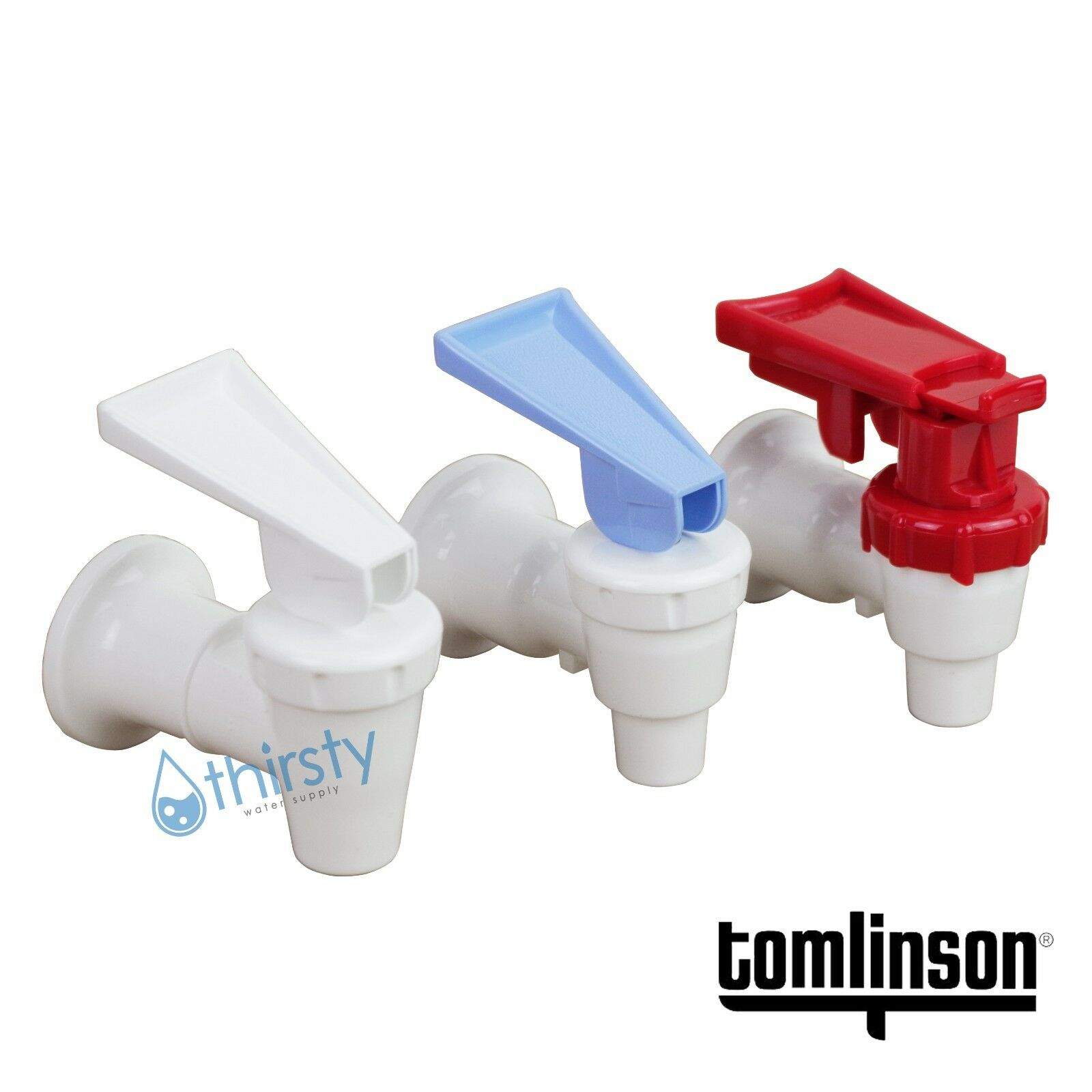 Water Cooler Spigot Faucet Tomlinson Dispenser Hot Cold Safety Lever ...