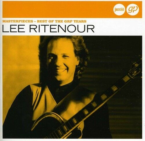 Lee Ritenour - Masterpieces Best of GRP Years [New CD] Germany - Import