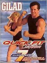 GILAD: QUICK FIT SYSTEM 7 FAT BURNING BODY SCULPTI - DVD - Region Free