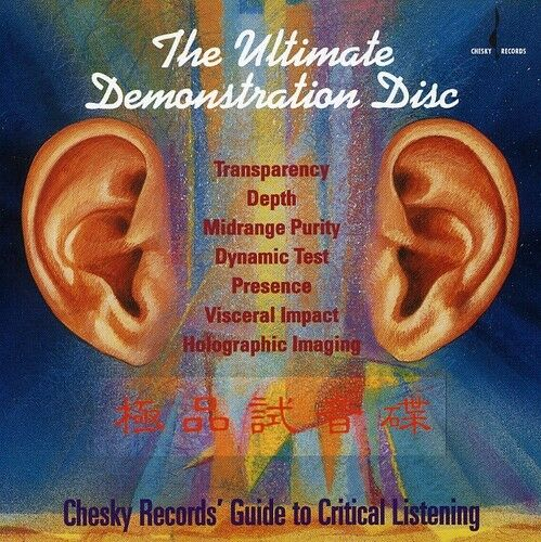 Various Artists - Ultimate Demonstration Disc 1 / Various [New CD]