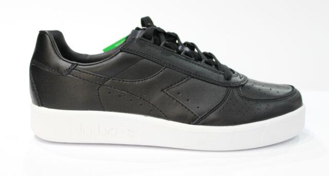 Diadora B.Elite Scarpe Shoes Sneakers bassa Unisex Nero