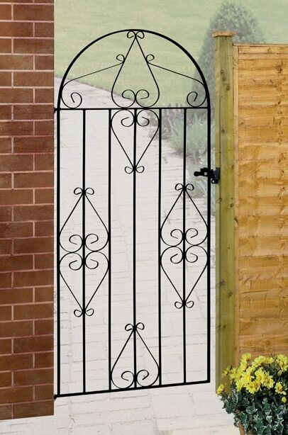 Best Paint For Iron Gate Latch