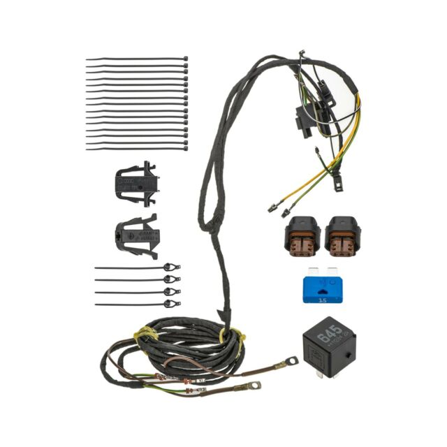 vw wiring harness kits