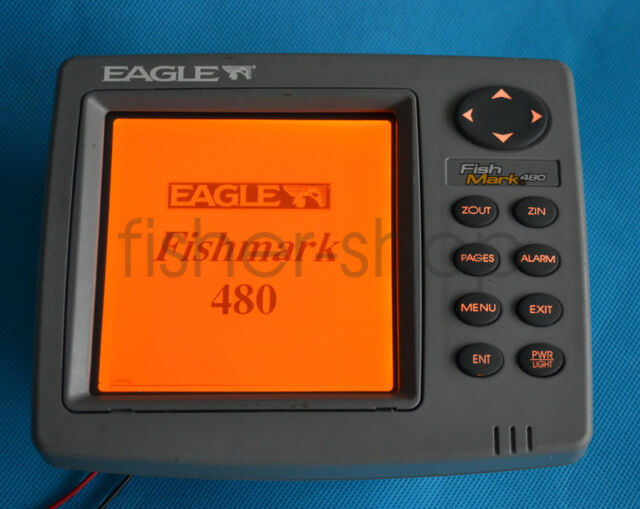 Fishfinders - Eagle Fish Mark - thea.com