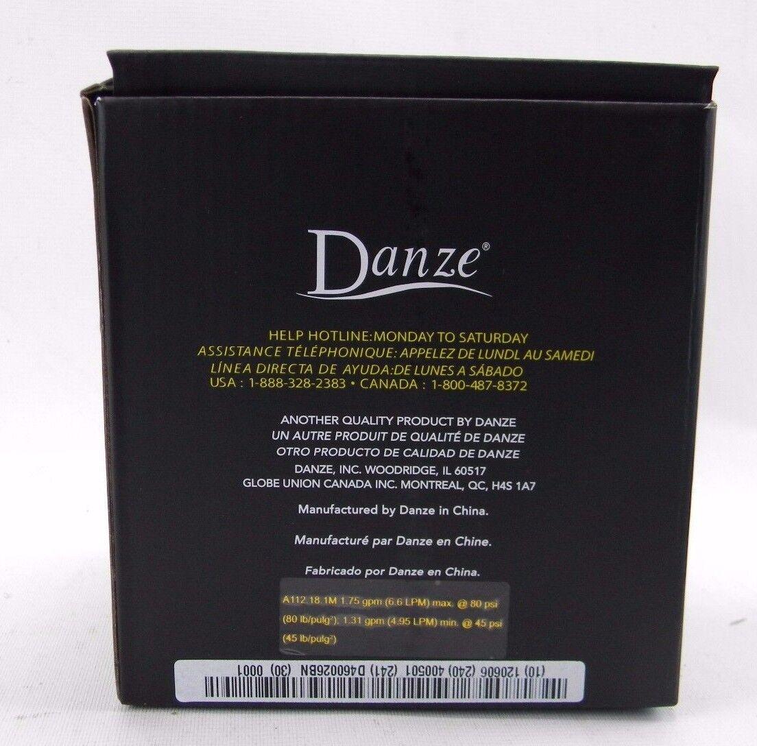 Danze Water Saver Shower Head D460026BN Brushed Nickel Showerhead | eBay