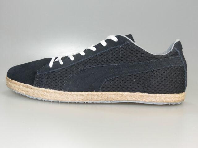 Puma Glyde Espadrille - Calzado, tamaño 38 UK, color negro