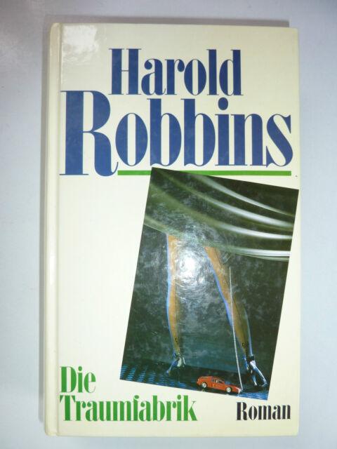 """Harold Robbins """"Die Traumfabrik"""""""