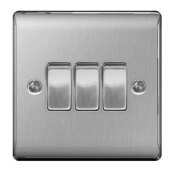 chrome 3 way light switch | ebay, Wiring diagram