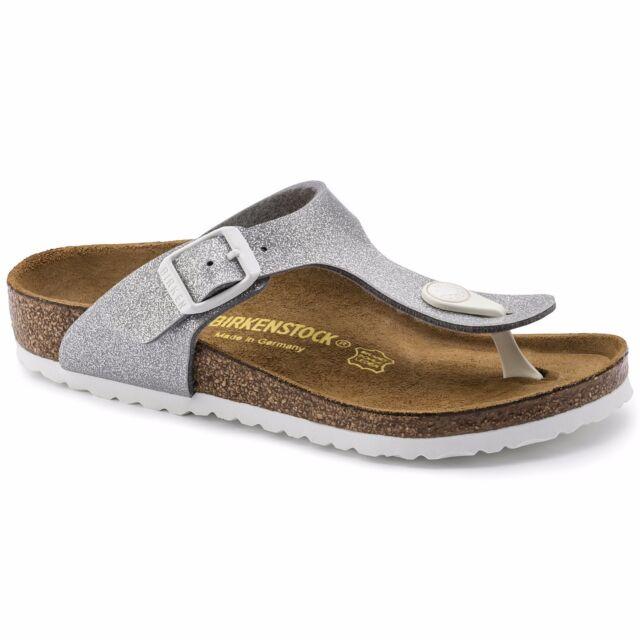 TG.35 Birkenstock Gizeh Sandali con Cinturino alla Caviglia Donna