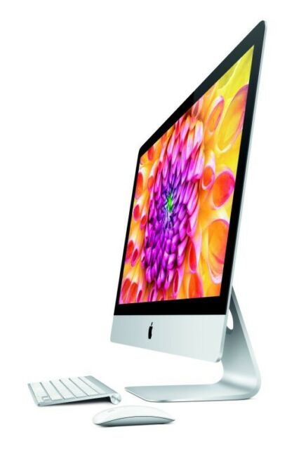 Apple iMac 21-inch  i5 2.7GHZ 8GB RAM 1TB HD 640M (Late 2012) A GRADE 6 M Wrnty