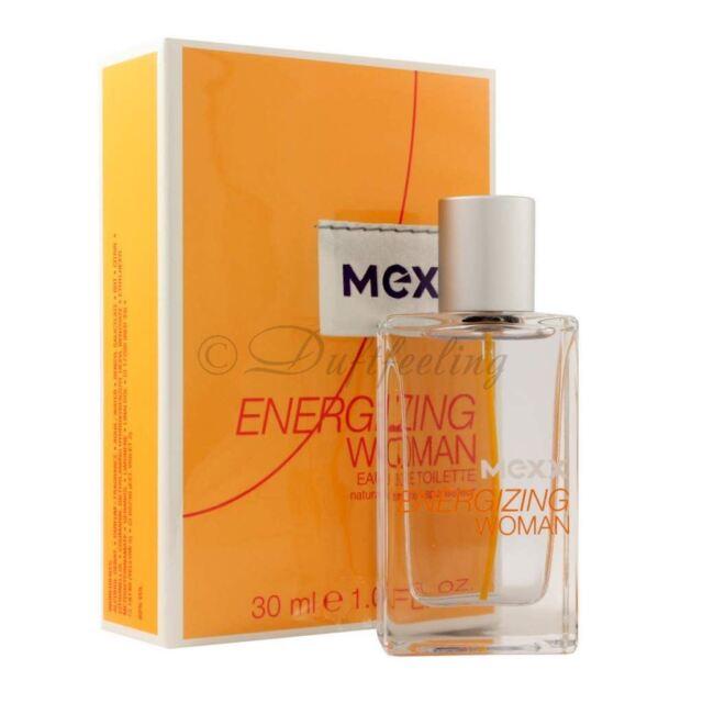 Mexx Energizing Woman Edt 30 ml