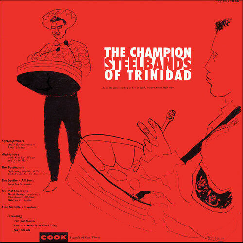 Various Artists - Champion Steel Trinidad / Various [New CD]