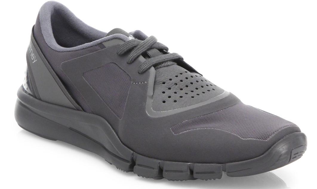 Adidas by Stella McCartney autentica alayta tejer zapatillas en granito
