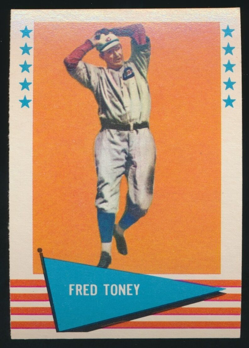 Image result for fred toney