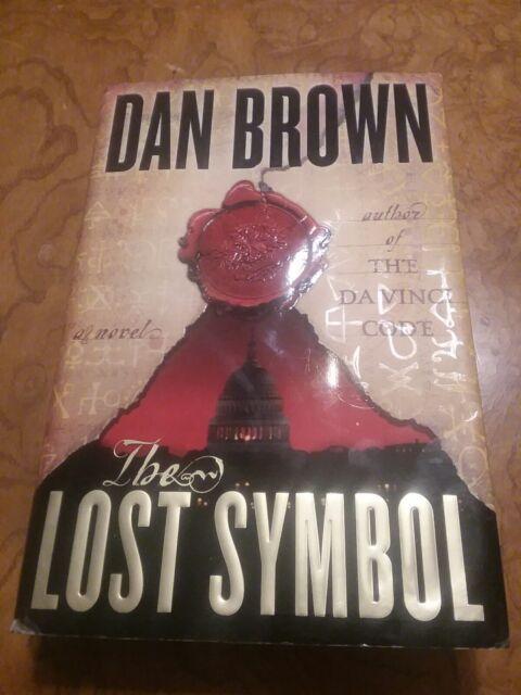 The Lost Symbol By Dan Brown 2009 Hardcover Ebay
