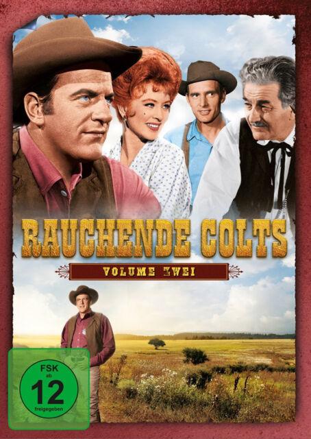 7 DVDs * RAUCHENDE COLTS - VOLUME 2 - MB # NEU OVP +