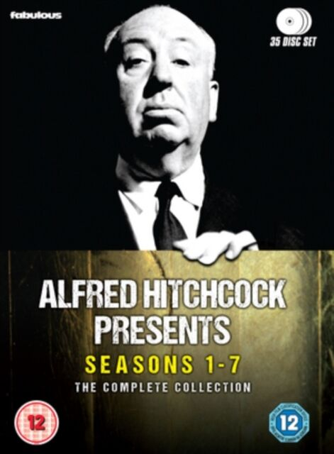 Alfred Hitchcock Presents - Seasons 1-7: The Complete Collection (35 disc box s.