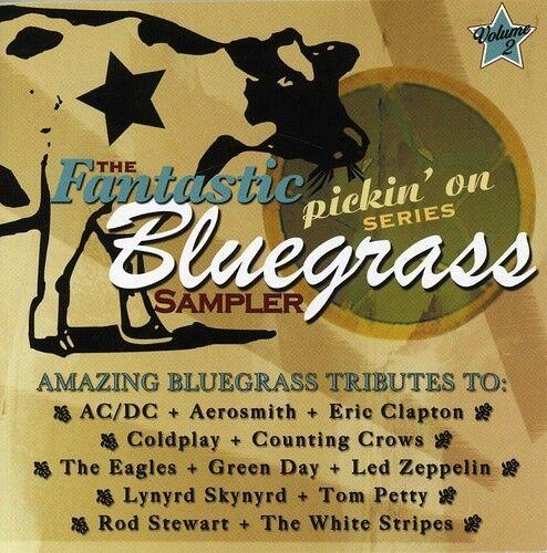 Various Artists - Fantastic Pickin on Series Bluegrass 2 / Various [New CD]