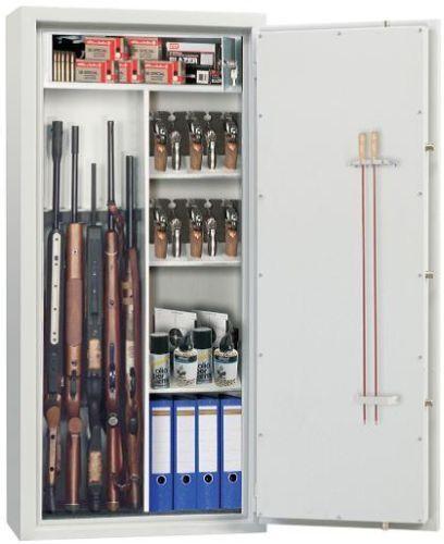 Waffenschrank - Aktenschrank - Kombischrank - Wertschutzschrank EN 1143-1 Kl. 1