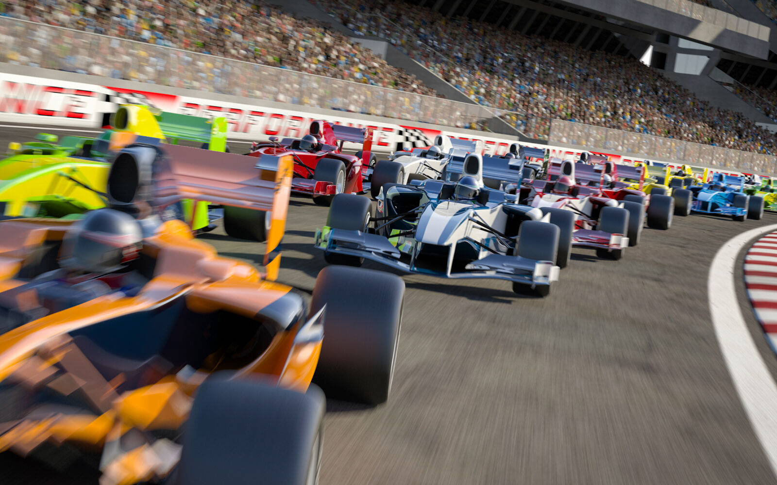 F1 Montmelo